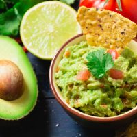 Guaccamole and Chips